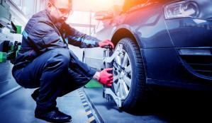 réparation des pneus