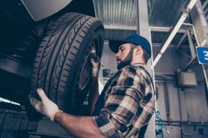 réparation des pneus Saint-Saëns