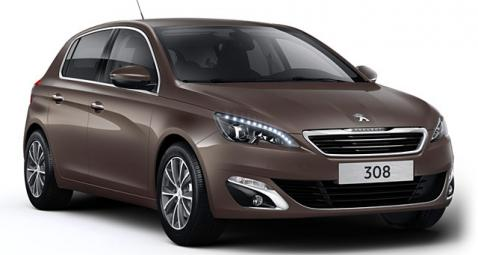 Peugeot Nouvelle 308